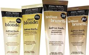 blonde john frieda