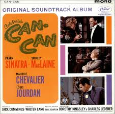 can can soundtrack