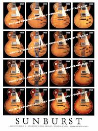 gibson guitar posters