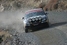 cheap rally car