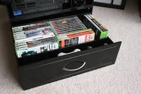 game storage unit