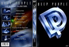 deep purple dvds