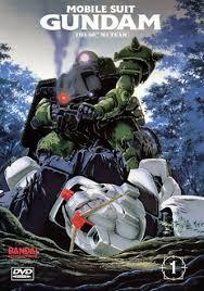 gundam the 08th ms team