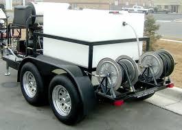 power washer trailer