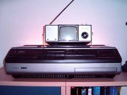 philips vcrs