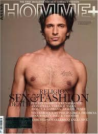 homme magazine