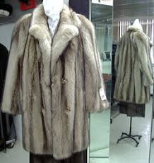 man fur jacket