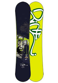 ride havoc snowboards