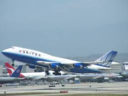 boeing 744 aircraft