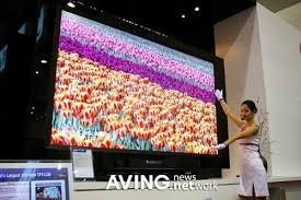 100 inch hd tv