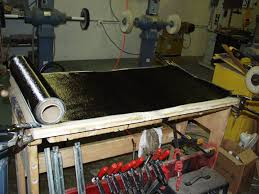 carbon fiber making