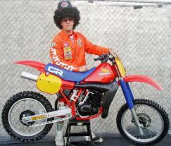 1984 honda cr500