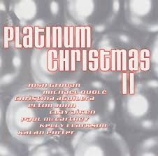 platinum christmas cd