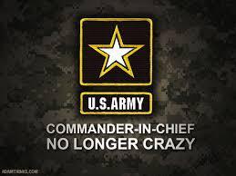 army advertising
