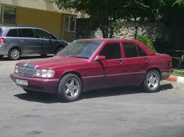 1991 mercedes 190