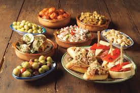 Celebrate Fall with a Tapas