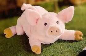 pigs stuffed animals