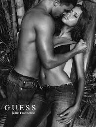 guess jeans advertisement