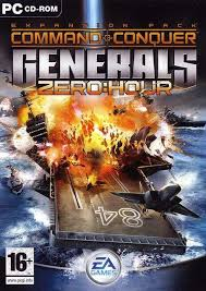 command and conquer generals pc