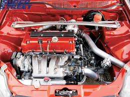 1999 honda civic engine