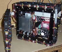 computer mod case