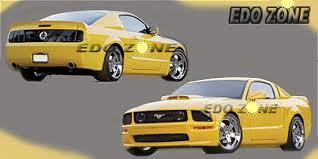 body kits ford mustang