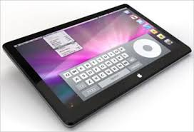 apple touch screen pc