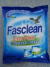 power detergent