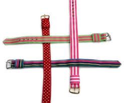 ribbon watch bands