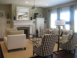 model homes decorated