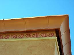 exterior cornice