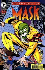 mask the animated series
