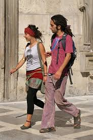 hippie clothing style