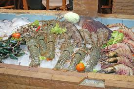 seafood thailand