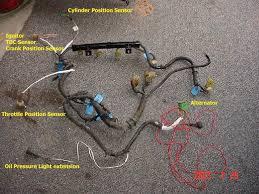 integra wiring harness