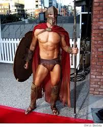 300 sparta costume