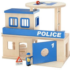 pictures of a police station