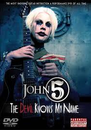 john 5 dvd