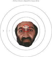 bin laden targets