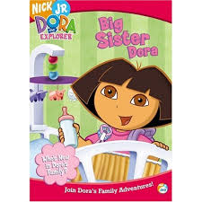 dora the explorer big sister dora