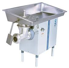 industrial meat mincers