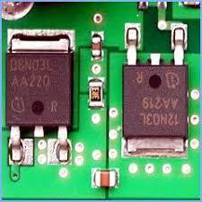 chip transistor