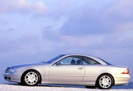 2001 mercedes benz cl500