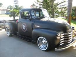 chevy truck hot rod