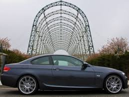 bmw 320 m sport coupe