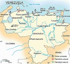 principales rios de venezuela