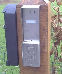 keypad entry systems
