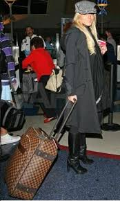 celebrity luggage