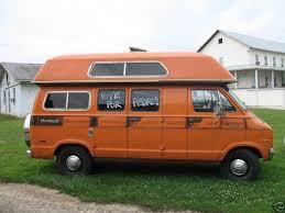 dodge camper vans