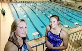 girls swimmers